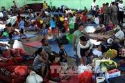 34.000 người Indonesia sơ tán đề phòng núi lửa phun trào