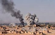 Quân đội Mỹ không kích tiêu diệt 17 phần tử IS ở Libya