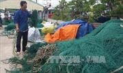 Bình Thuận ngăn chặn, xử lý tàu giã cào bay hoạt động trái phép
