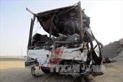 Tai nạn giao thông tại Ecuador, 41 người thương vong