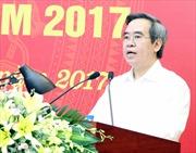 Trưởng Ban Kinh tế Trung ương Nguyễn Văn Bình làm việc tại Quảng Bình