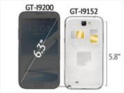Lộ diện smartphone màn hình 'khủng' của Samsung