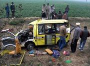 Ấn Độ: TNGT làm 11 học sinh thiệt mạng