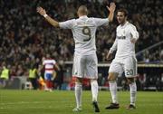 """Real Madrid 5-1 Granada: Khi hàng công cùng """"nhả đạn"""""""