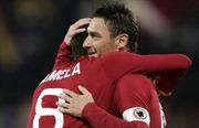 Lamela lập cú đúp, AS Roma vào tứ kết Cúp Italia