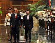 Tăng cường quan hệ Iran - Cuba