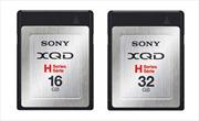 Sony sẽ tung ra thẻ nhớ tốc độ ghi 125MB/giây