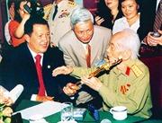Tổng thống Hugo Chavez: Tôi học được rất nhiều từ Đại tướng Võ Nguyên Giáp
