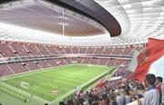 Ba Lan khai trương SVĐ quốc gia chuẩn bị cho VCK EURO-2012