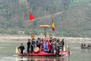 Lễ hội đền Đông Cuông (Yên Bái): Linh thiêng và đặc sắc
