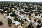 Lũ lụt hoành hành tại Ôxtrâylia