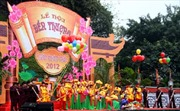 Khai mạc Lễ hội đền Thượng