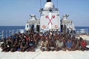 Thiệt hại gần 7 tỷ USD do cướp biển Xômali