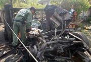 Đánh bom xe gây thương vong tại Thái Lan