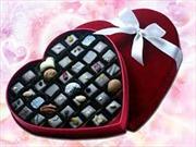 Quà tặng truyền thống hút khách dịp Lễ tình yêu