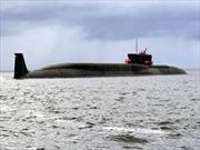 Nga sẽ trang bị thêm 20 tàu ngầm hạt nhân
