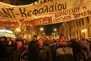Eurozone hoãn cấp cho Hy Lạp gói cứu trợ mới
