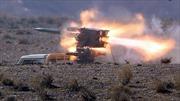 Lục quân Iran phô diễn sức mạnh