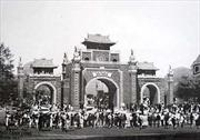 Thiết kế cổng chính vào khu di tích lịch sử Đền Hùng: Chưa ổn