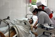 Các nạn nhân vụ sập giàn giáo tại Hà Nội đều bị đa chấn thương