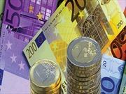 Đồng euro đi xuống