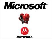 Microsoft kiện Motorola