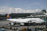 Sân bay Frankfurt, Đức đình trệ do bãi công