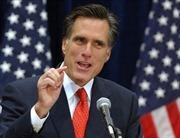 """Bầu cử Mỹ: Ông M.Romney cố tránh thất bại trên """"sân nhà"""""""