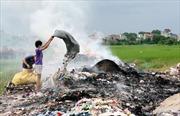 Ô nhiễm môi trường làng nghề