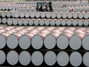 Giá dầu thô thế giới tăng trở lại