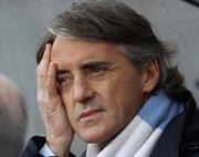 Mancini bình thản dù mất ngôi đầu vào tay M.U