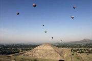 Festival khinh khí cầu quốc tế ở Mêhicô