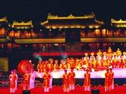 Tôn vinh Nhã nhạc tại Festival Huế 2012