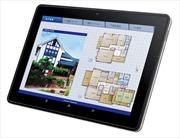Sharp giới thiệu máy tính bảng hỗ trợ công nghệ NFC