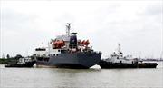 Hình ảnh tàu khu trục Nga thăm TP.HCM