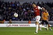 """Chấm điểm Wolves 0-3 Arsenal: """"Thánh"""" Percy tất nhiên phải sáng !"""