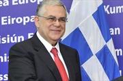 Thủ tướng Hy Lạp Lucas Papademos từ chức