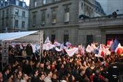 Hình ảnh về cuộc bầu cử Tổng thống Pháp vòng một