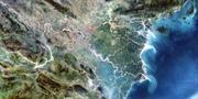 Ngắm hệ sinh thái Trái Đất từ trên vệ tinh