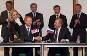 Quan hệ Nga - Anh cải thiện rõ nét