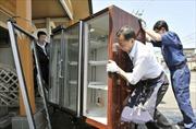 Động đất mạnh làm rung chuyển Tôkyô