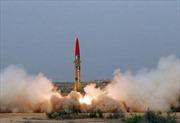 Pakixtan thử thành công tên lửa đạn đạo