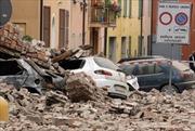 Động đất 5,8 độ Ríchte rung chuyển miền Bắc Italia