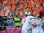 EURO 2012: Hà Lan cơn gió heo may màu da cam