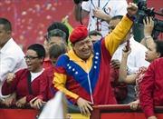 Tổng thống Chavez đăng ký tái tranh cử