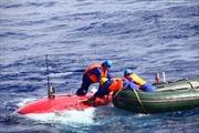 Tàu lặn Trung Quốc lặn sâu kỷ lục
