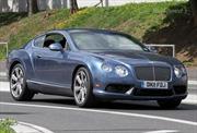 Bentley sắp trình làng siêu xe mới
