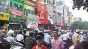 Giây phút tháo ngòi khối thuốc nổ thứ 2 ở tiệm Hoàng Tín