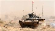 Ấn Độ thử nghiệm xe tăng mới