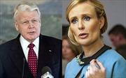 Nữ nhà báo ứng cử Tổng thống Iceland